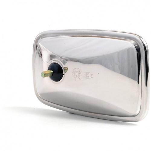 Wing Mirror Head - Rectangular - Flat Glass image #1