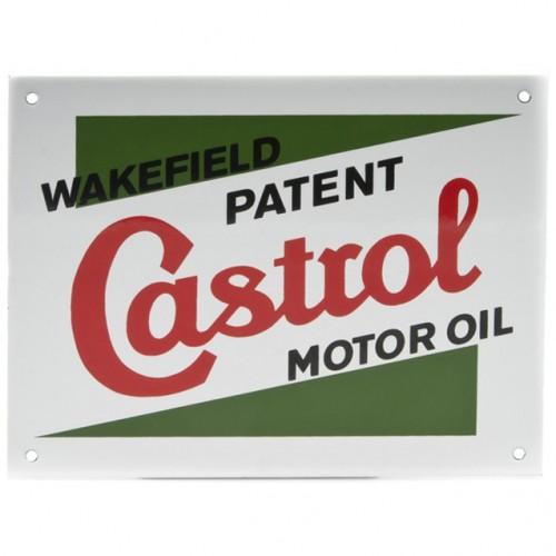 Castrol Enamel Sign image #1