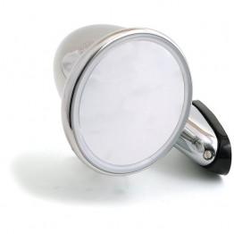 Door Mirror Racing Type - Mini - Left Hand - Convex Glass