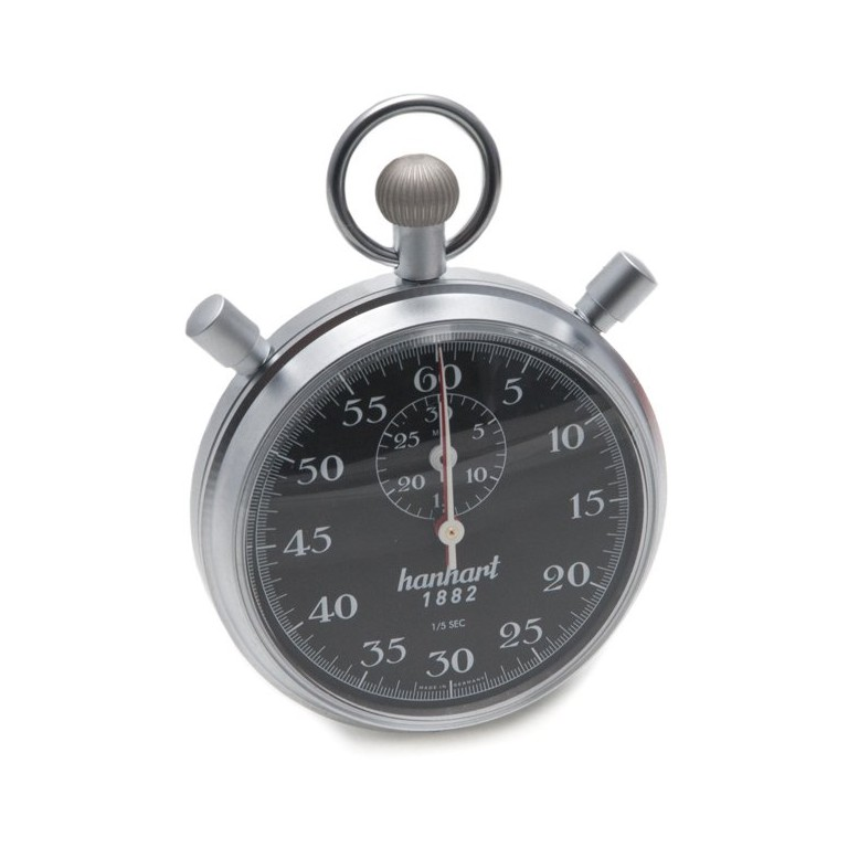 Hanhart Classic II Stopwatch for vintage and classic cars