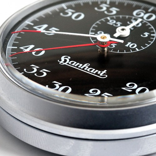 Hanhart Classic II Stopwatch image #4