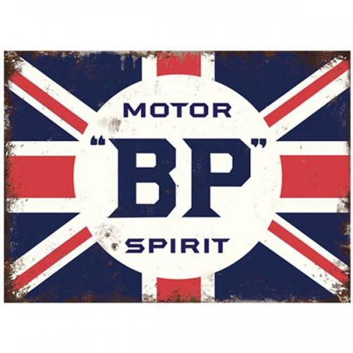BP Enamel Sign image #1