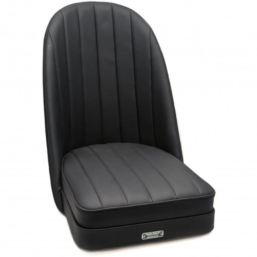 Sports Bucket Seat in Black PVC image #1