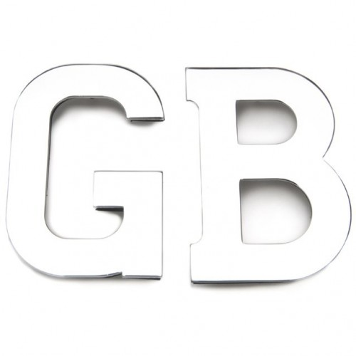 GB Letters Stud Fixing image #1