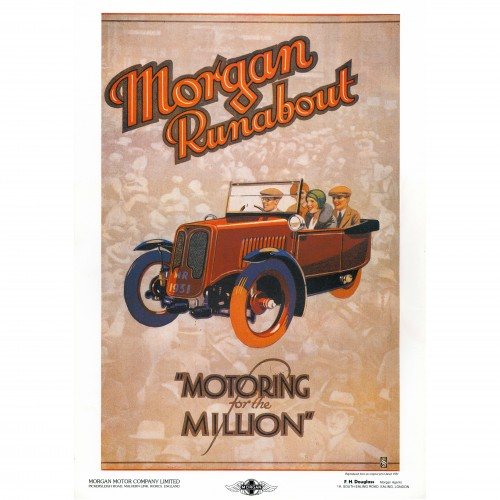 Motoring for the Million image #1