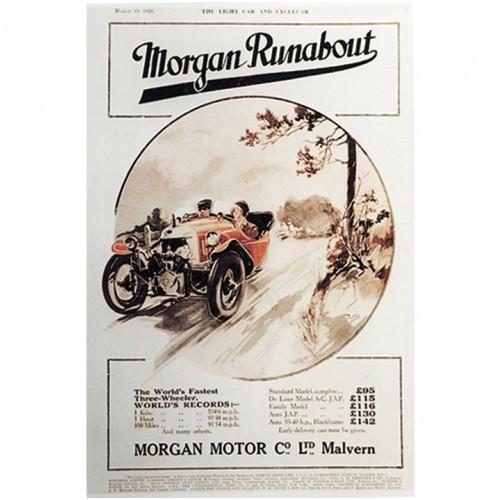 Morgan Runabout (Records) image #1