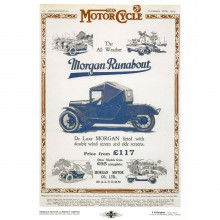 Morgan Runabout (All Weather)