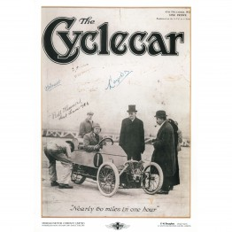 Morgan - The Cyclecar