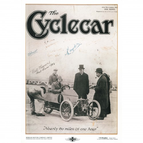 Morgan - The Cyclecar image #1