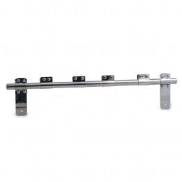 Badge Bar - Fits Above Number Plate - 19mm diameter