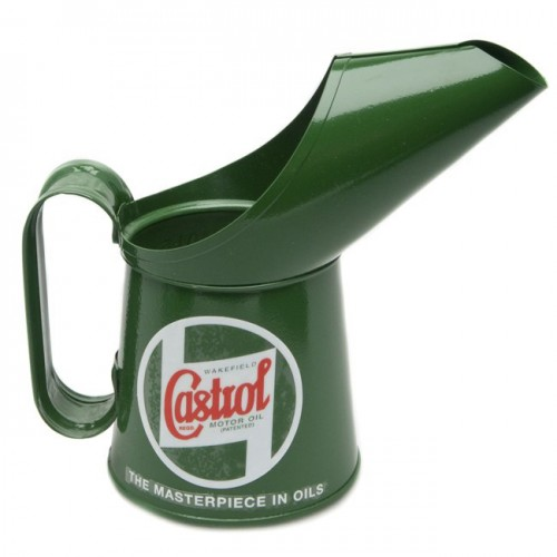 Castrol Pouring Can - 1/2 Pint image #1