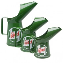Castrol Pouring Cans - Set of 3