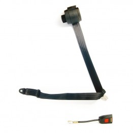 Inertia Reel Seat Belt - 3 Point Mounting - Short Stalk