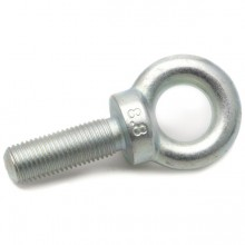Seat Belt Eye Bolt - Extra Long 30mm