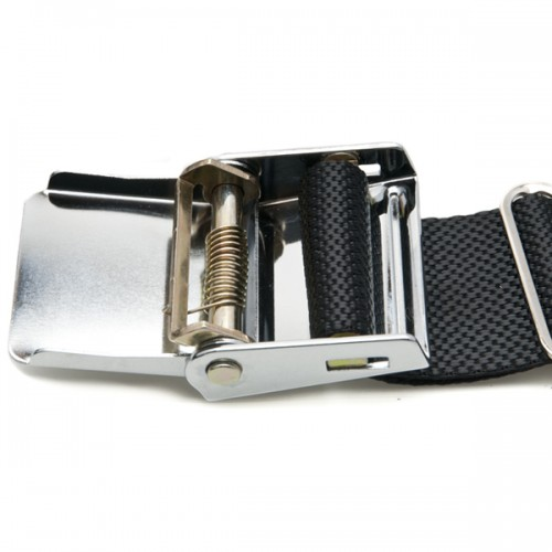 Classic Type Seat Belt 3 Point with Chromed Buckle image #5