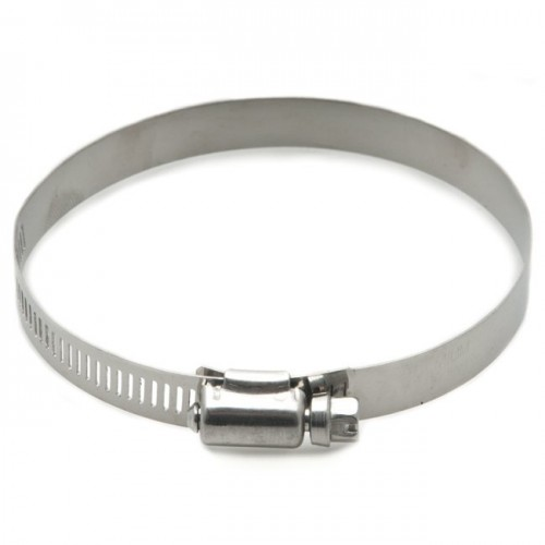 Stainless Steel Worm Drive Hose Clip 85-100mm image #1