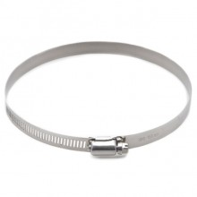 Stainless Steel Worm Drive Hose Clip 120-150mm