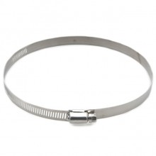 Stainless Steel Worm Drive Hose Clip 135-165mm