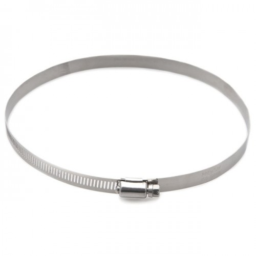 Stainless Steel Worm Drive Hose Clip 158-190mm image #1