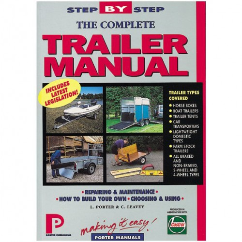Trailer Manual image #1