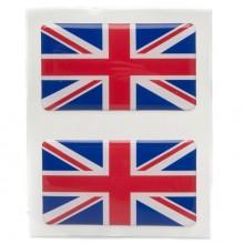Union Jack Sticker (Small) Pair