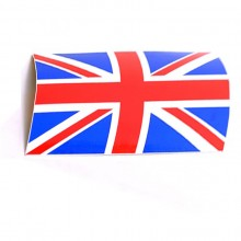 Union Jack Sticker (Medium)