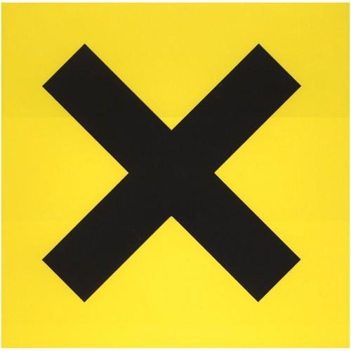 Square Novice X Sticker image #1