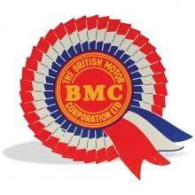 Transfer 'BMC' Rosette