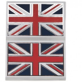 Union Jack Stickers (Small) Pair