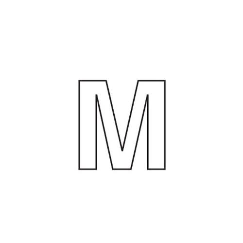 80mm Adhesive Registration M image #1