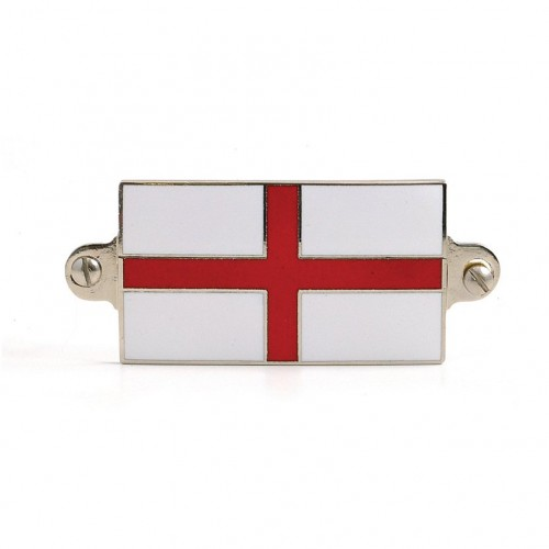 Pair of Cross of St. George Enamelled Badges image #1