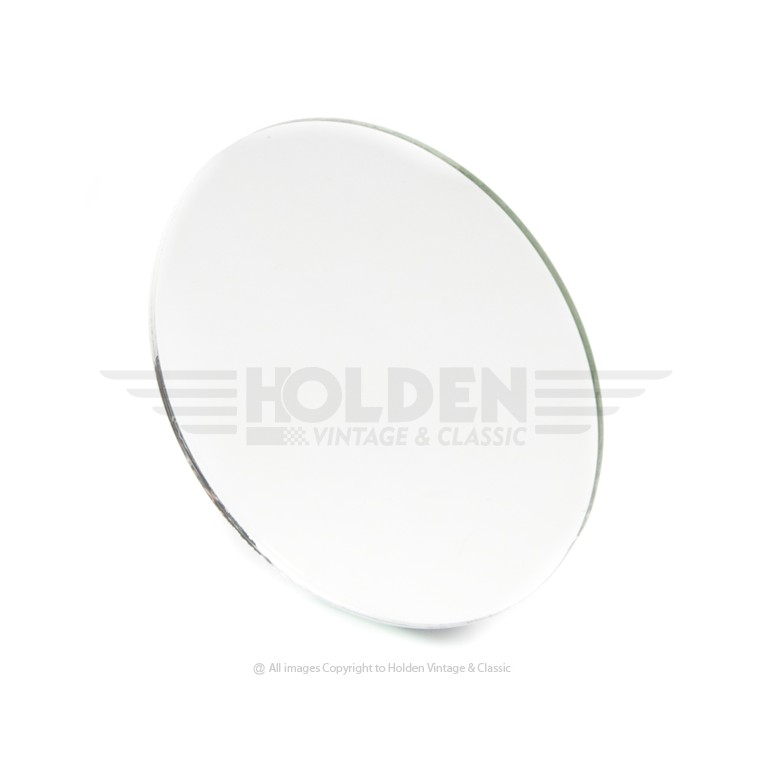 mirror glass for 100mm flat mirrors for vintage and classic cars