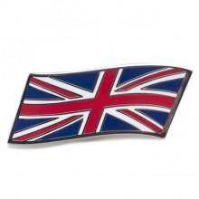 Union Jack Enamelled Adhesive Badge