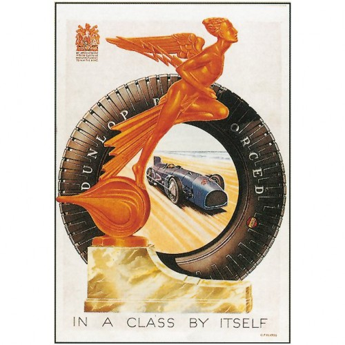 Dunlop - In a Class by Itself image #1