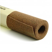Cork Rubber Jointing Material 1/8 in thick - 610 x 914mm