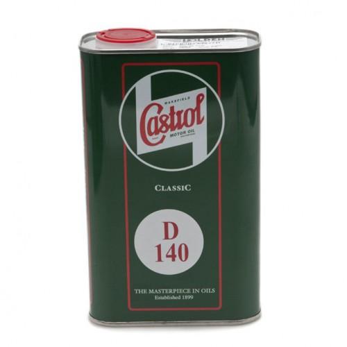 Castrol Classic Gear Oil - D140 (1 Litre) image #1