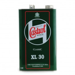 Castrol Classic Engine Oil - XL30 SAE30 (1 Gallon)