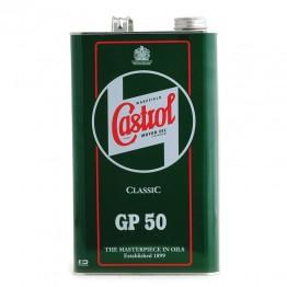 Castrol Classic Engine Oil - GP50 SAE50 (1 Gallon)