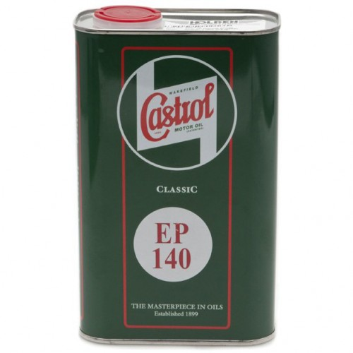 Castrol Classic Gear Oil - EP140 (1 Litre) image #1