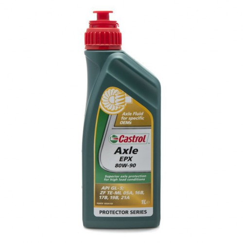 Castrol Gear Oil - Axle EPX 80W-90 (1 Litre) image #1