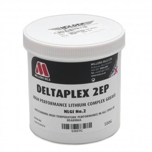 Millers Deltaplex 2EP Lithium Grease 500g image #1