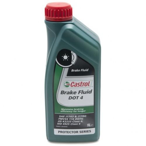 Castrol Universal Dot 4 Brake & Clutch Fluid image #1