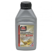 Millers Universsal Brake Fluid Dot 4  500ml