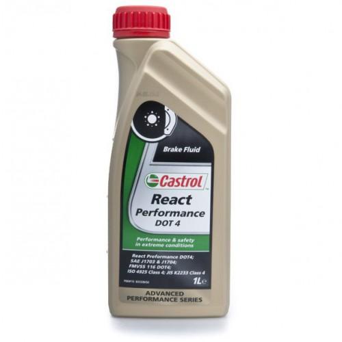 Castrol Super Dot 4 Brake Fluid image #1