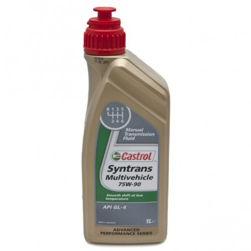 Castrol Gear Syntrans Multivehicle 75W-90 image #1
