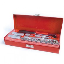 Metrinch Socket Set - 14 pieces