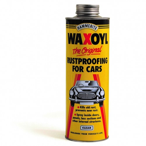 Waxoyl 1 Litre (Schultz) Can - Clear