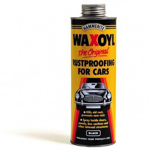 Waxoyl 1 Litre (Schultz) Can - Black
