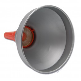 Funnel - Metal - With Filter - 152mm