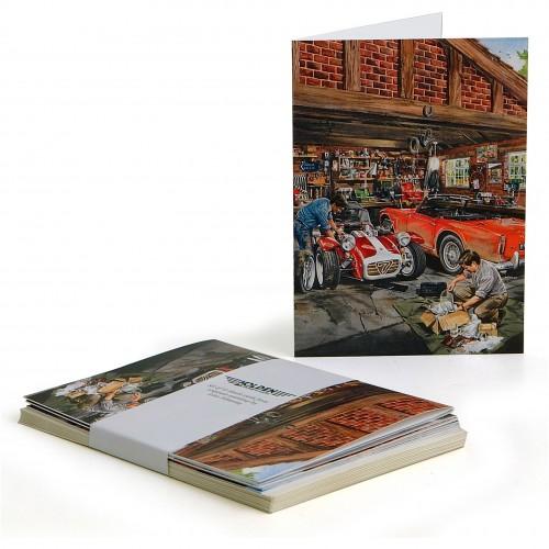 Tweaking the Caterham Blank Cards (Set of 10) image #1